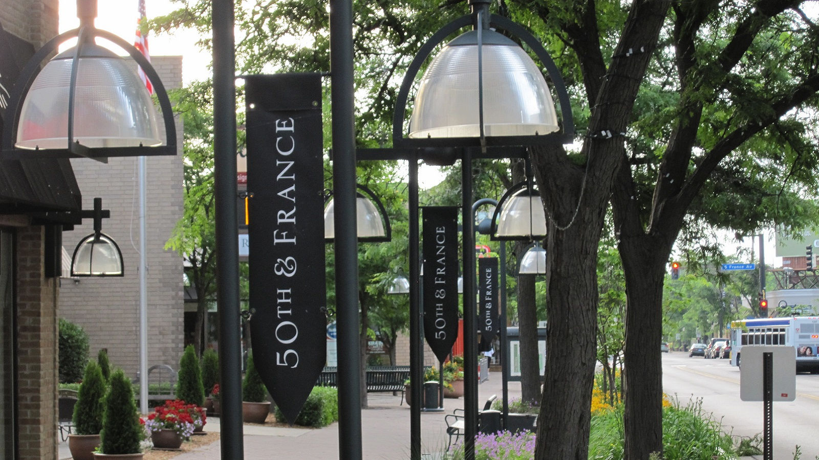 Things to do in Edina include upscale and boutique shopping at 50th and France